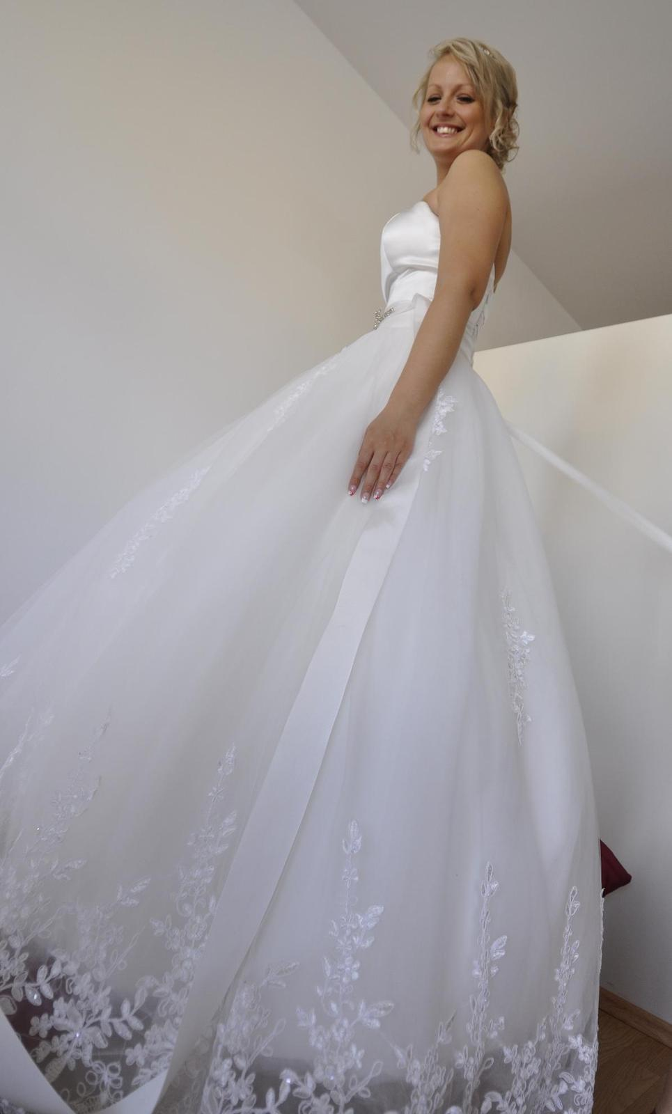 Ako sme si vytvorili našu svadbičku :) - a úsmef :)