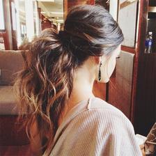 DJN - ponytail?