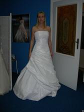 salon Paloma (šaty 308) zepředu