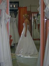 salon Orfea (šaty Michelle)