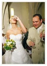 nevěsta notorička :-)