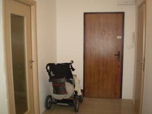 konečne máme dvere :)