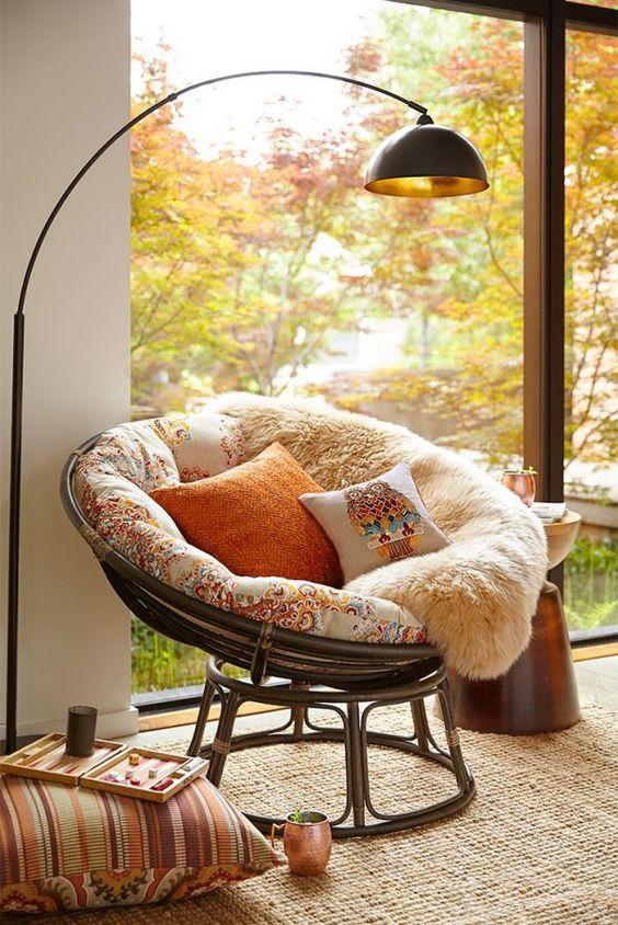 Relaxačně - čtecí koutek - Obrázek č. 7