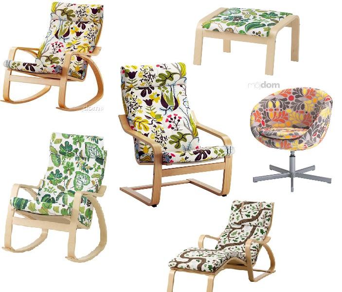 Relaxačně - čtecí koutek - Tahle křesílka IKEA vedou, ale kdo ví, co bude za dva roky...
