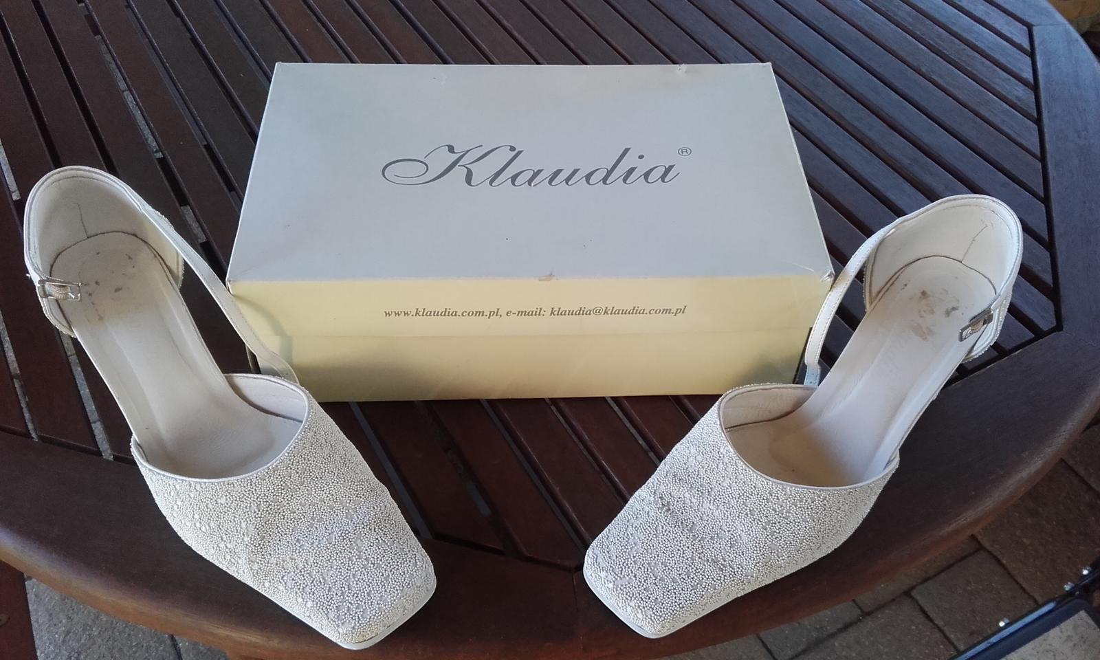 Boty  Klaudia - Obrázek č. 1
