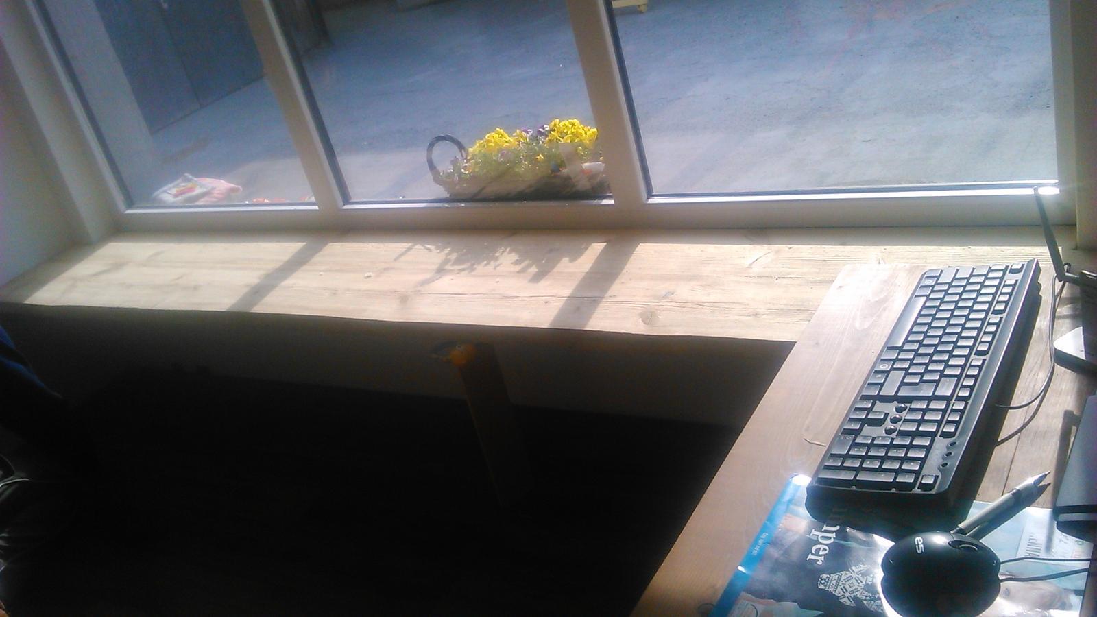 Ako sme vyrábali sedíliu po našom. Z materiálu....čo dom dal :-) - Obrázok č. 26