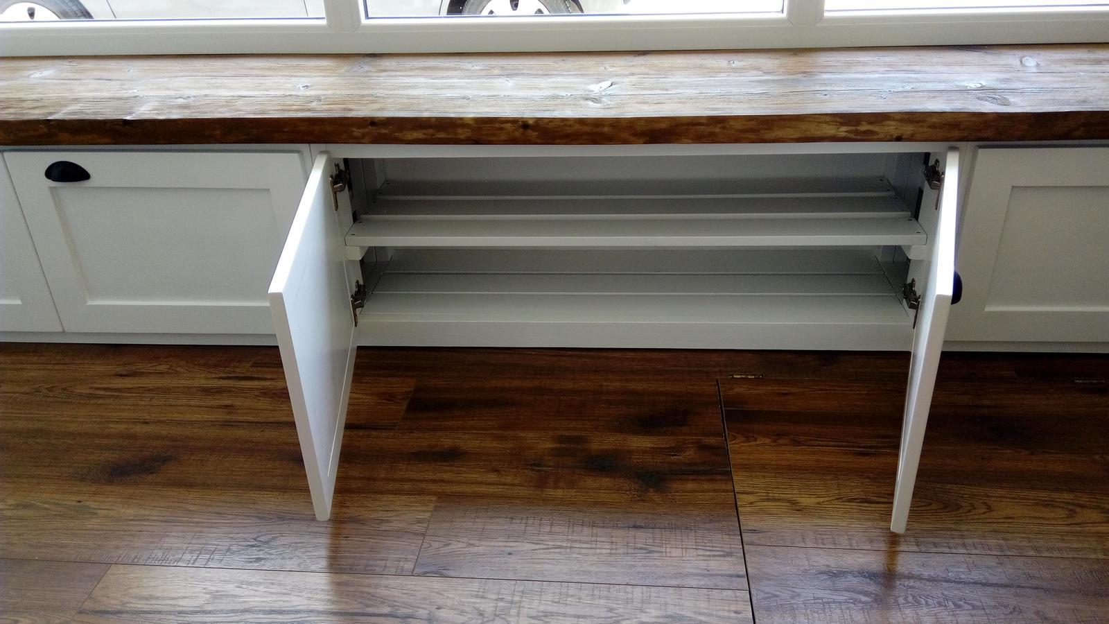Ako sme vyrábali sedíliu po našom. Z materiálu....čo dom dal :-) - Obrázok č. 9