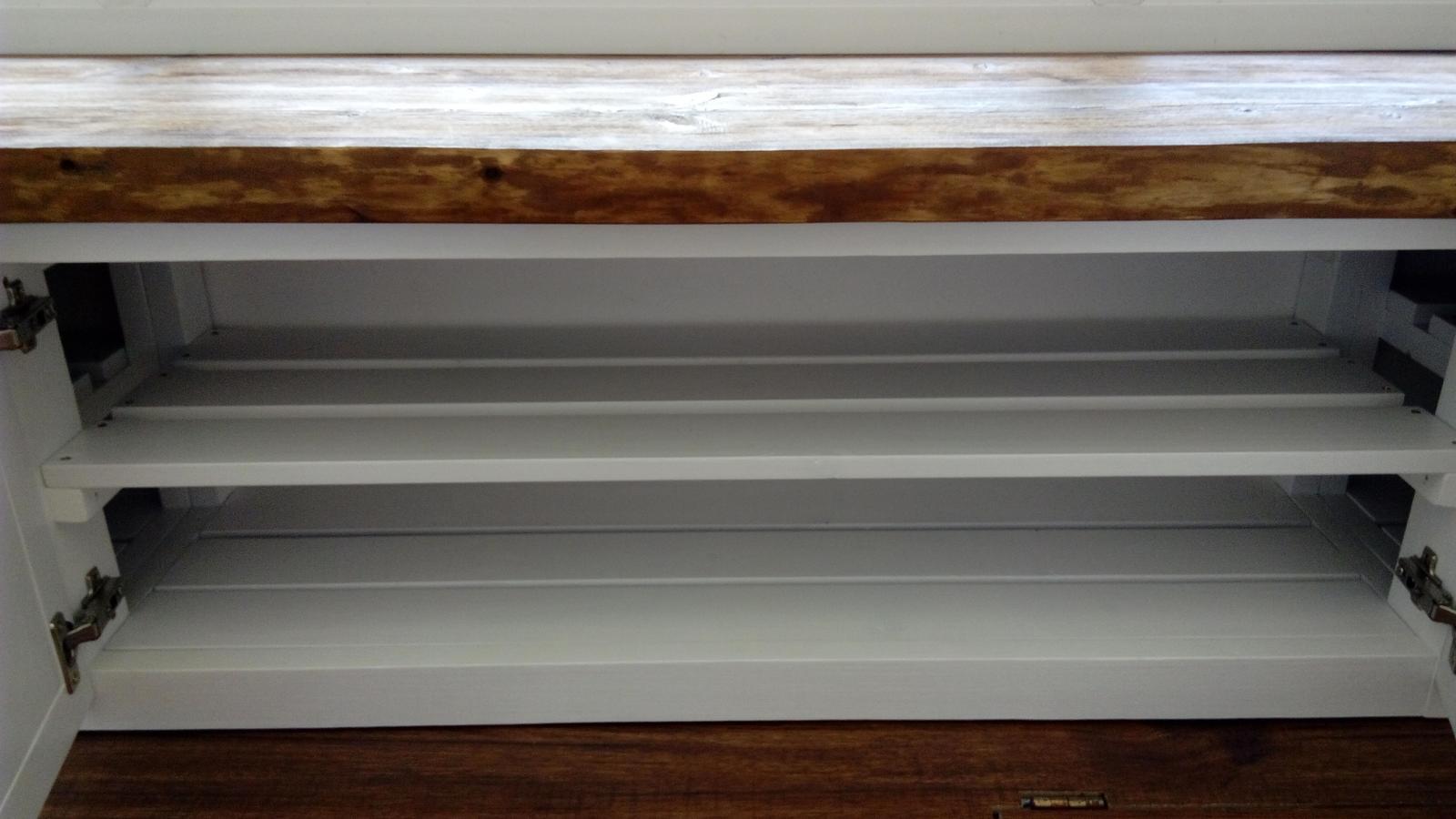 Ako sme vyrábali sedíliu po našom. Z materiálu....čo dom dal :-) - Obrázok č. 10