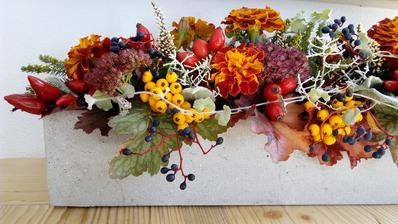 Nádherný kvetináč od Feelhome... Úúlne je ako betón štruktúrou