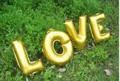 balony LOVE,