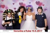 Svatební fotokoutek,