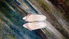 Topánky s ružovou mašličkou, 36