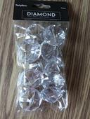 Diamantky - stojánky na jmenovky,