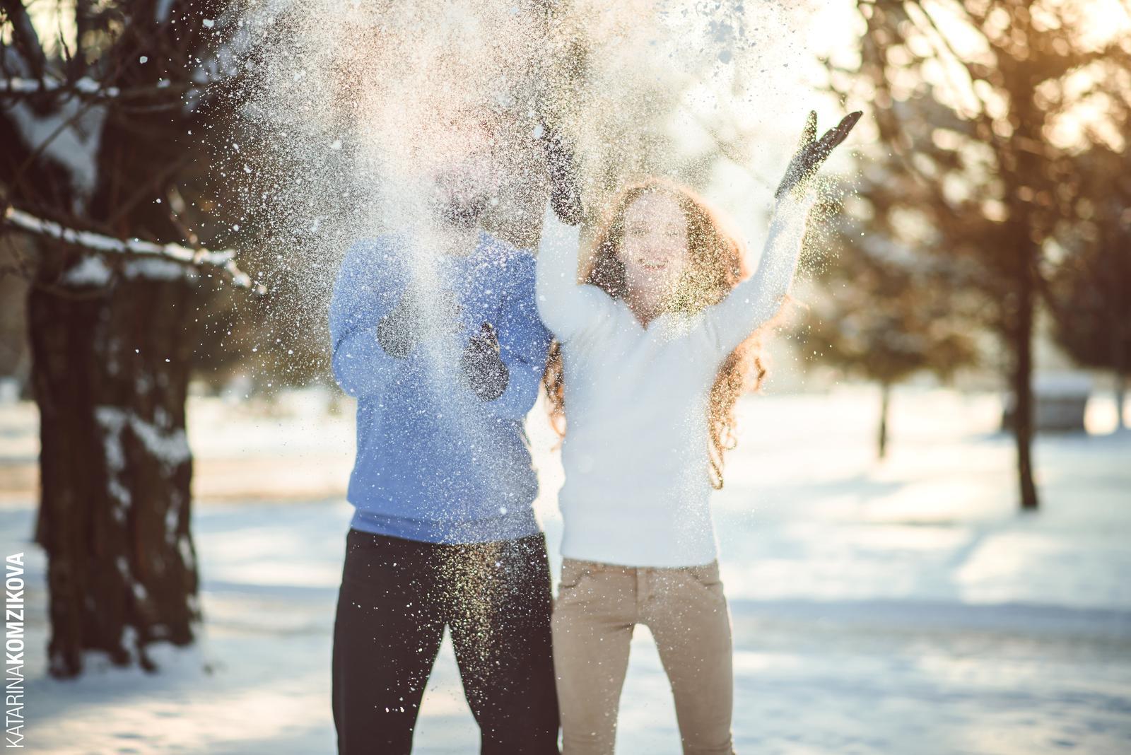 Tešíme sa zo snehu... - Obrázok č. 3