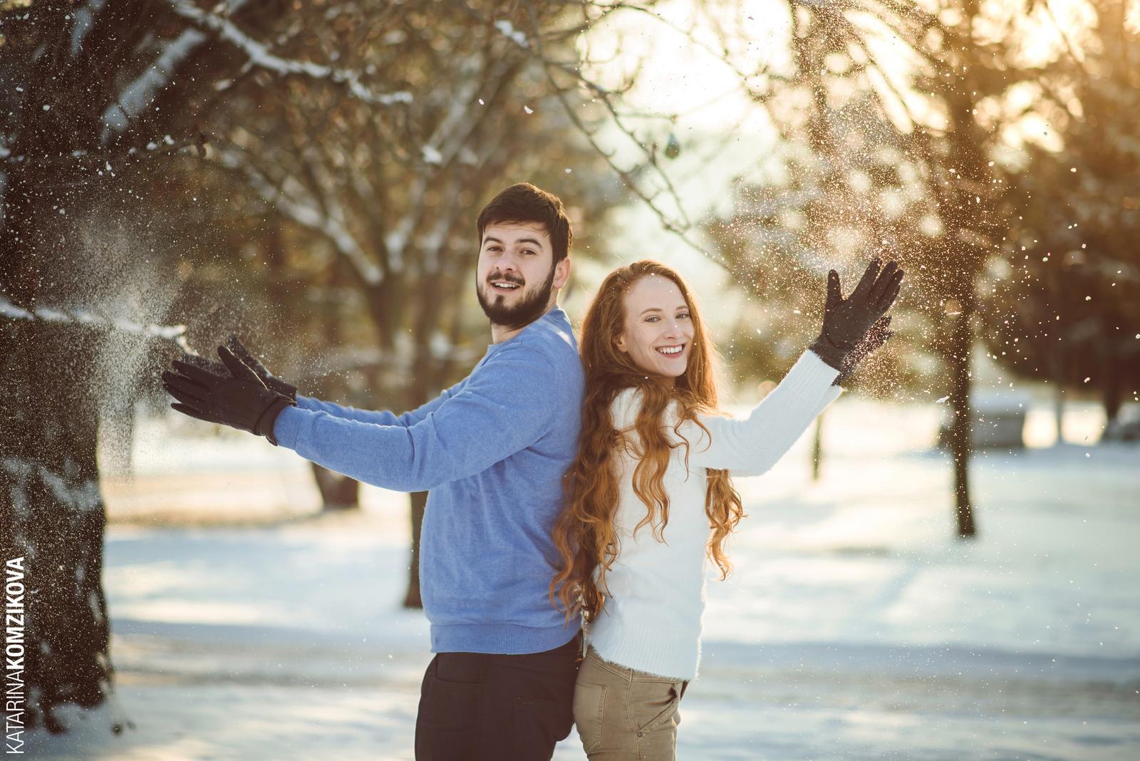 Tešíme sa zo snehu... - Obrázok č. 4