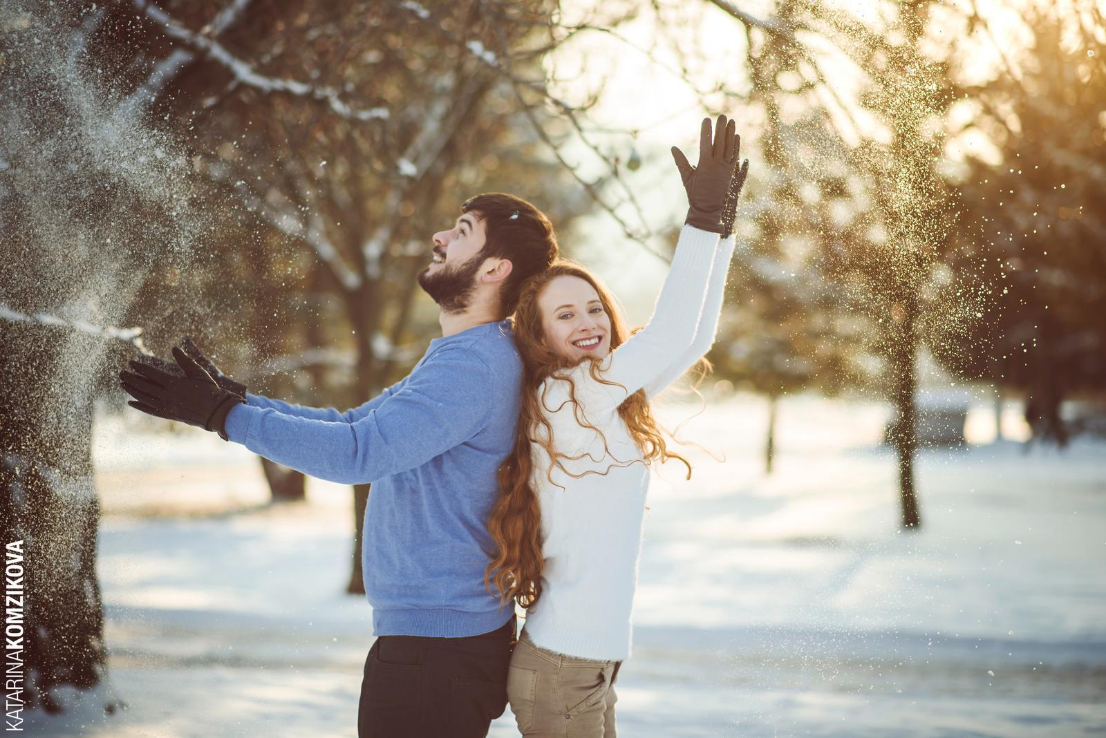 Tešíme sa zo snehu... - Obrázok č. 5