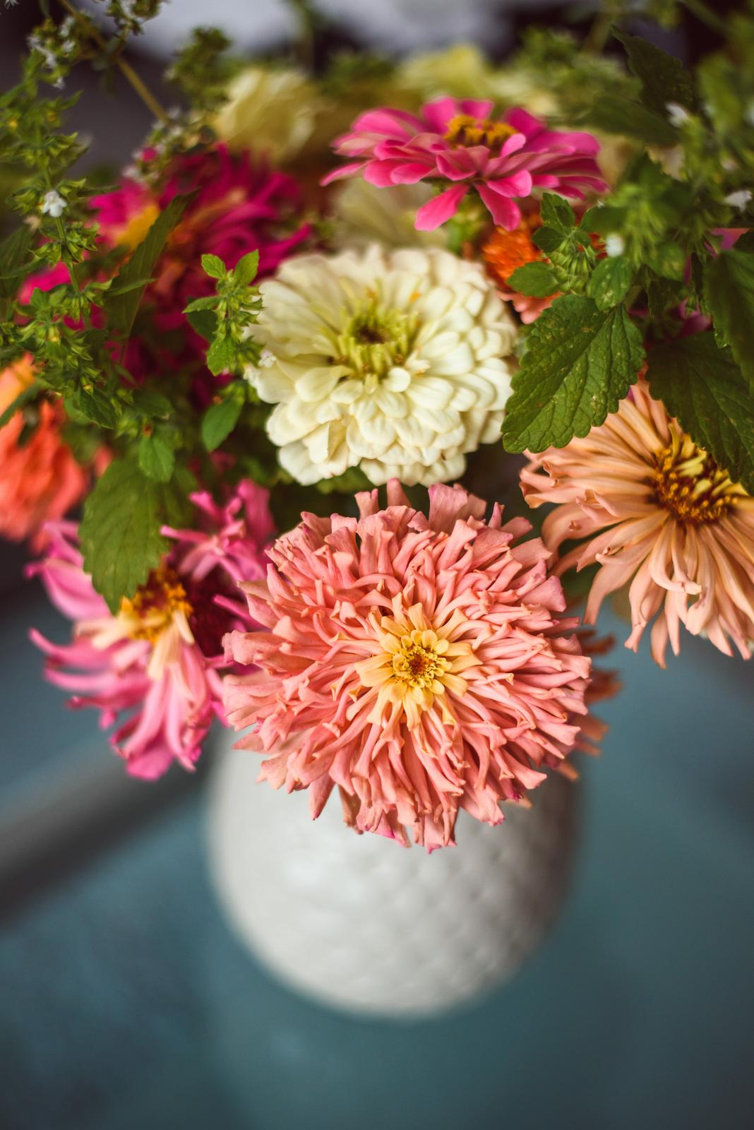 Moje kvetinové aranžmány - Obrázok č. 24