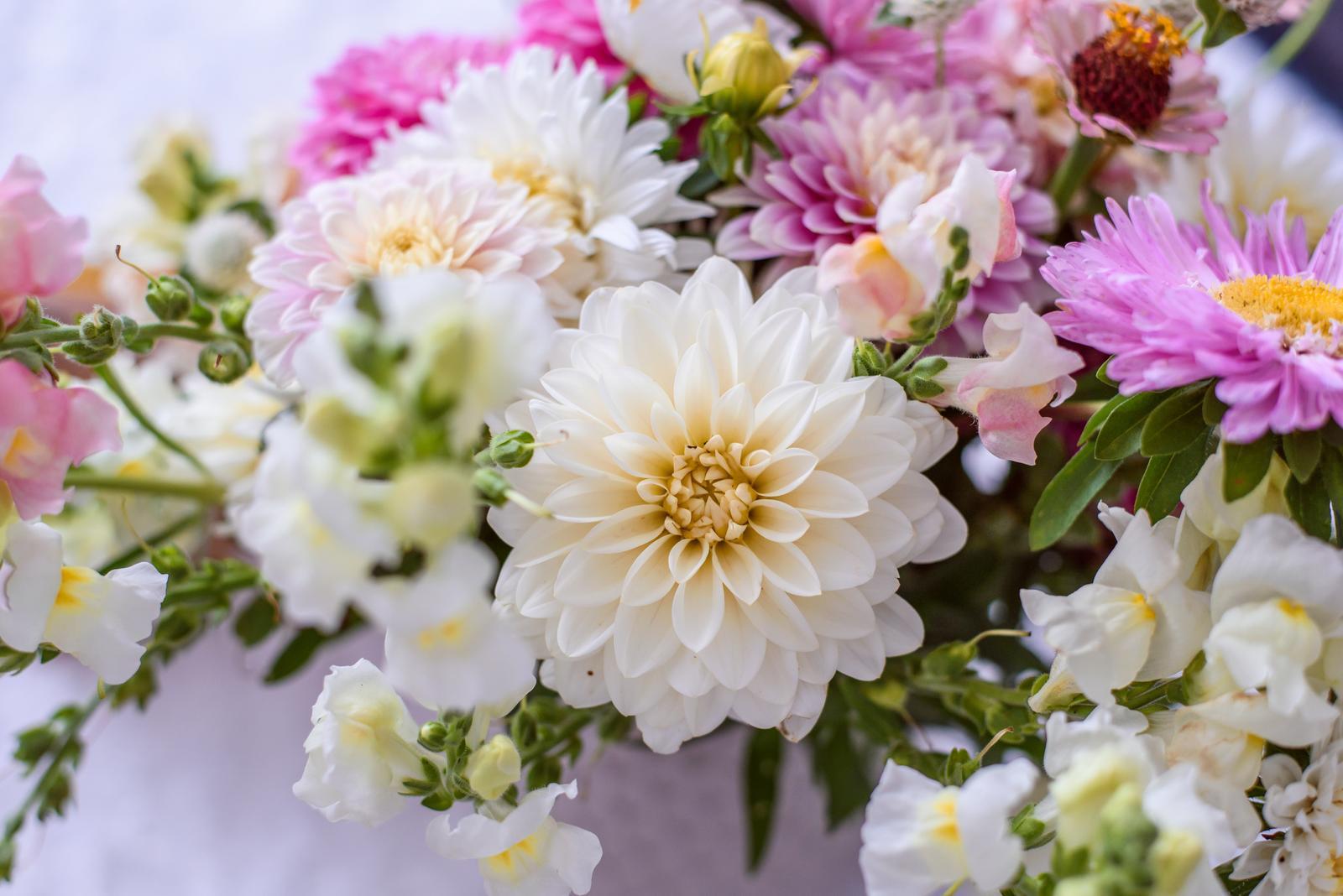 Moje kvetinové aranžmány - Obrázok č. 20