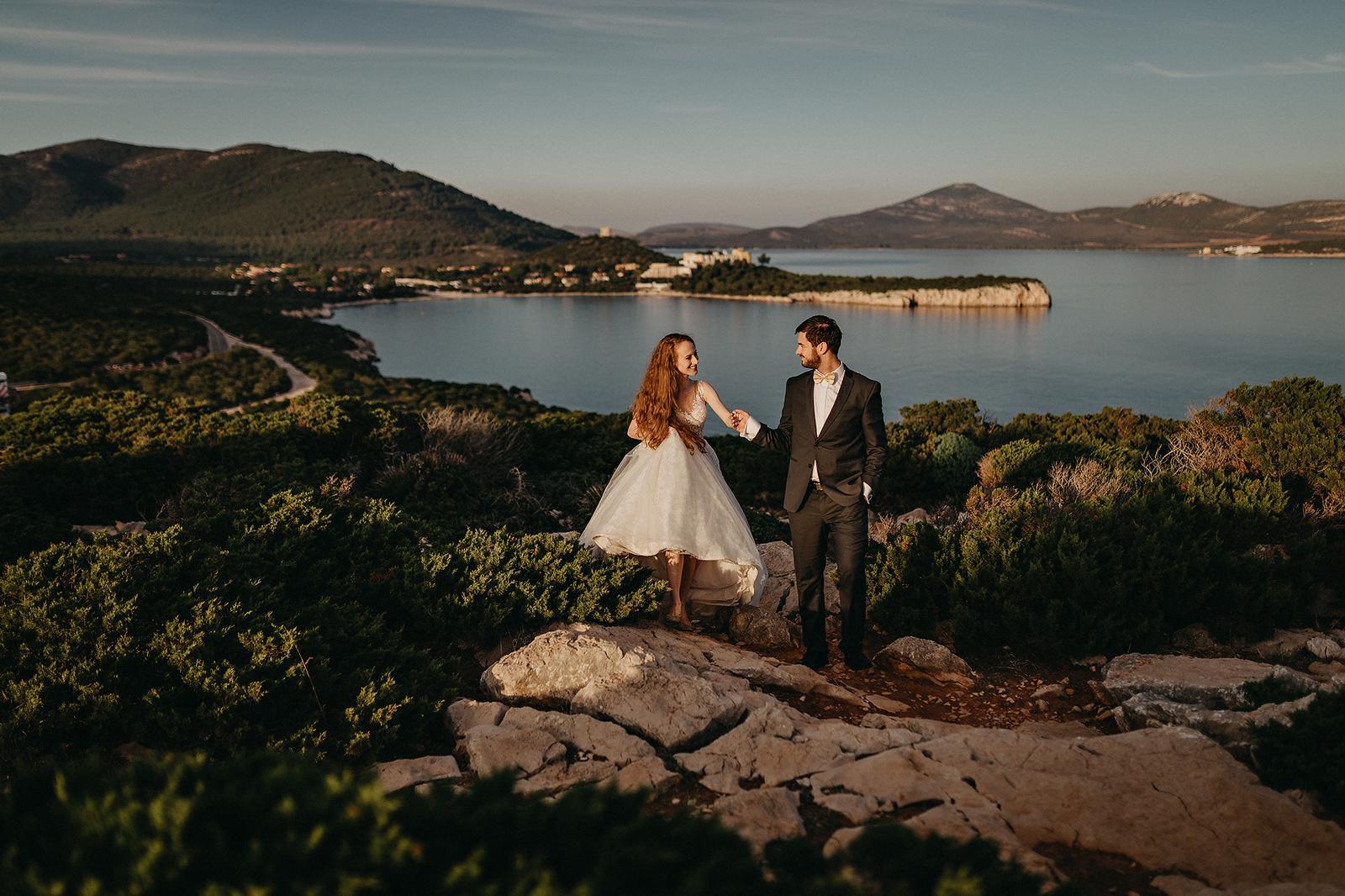 Naše svadobné fotenie na Sardínii - Obrázok č. 77