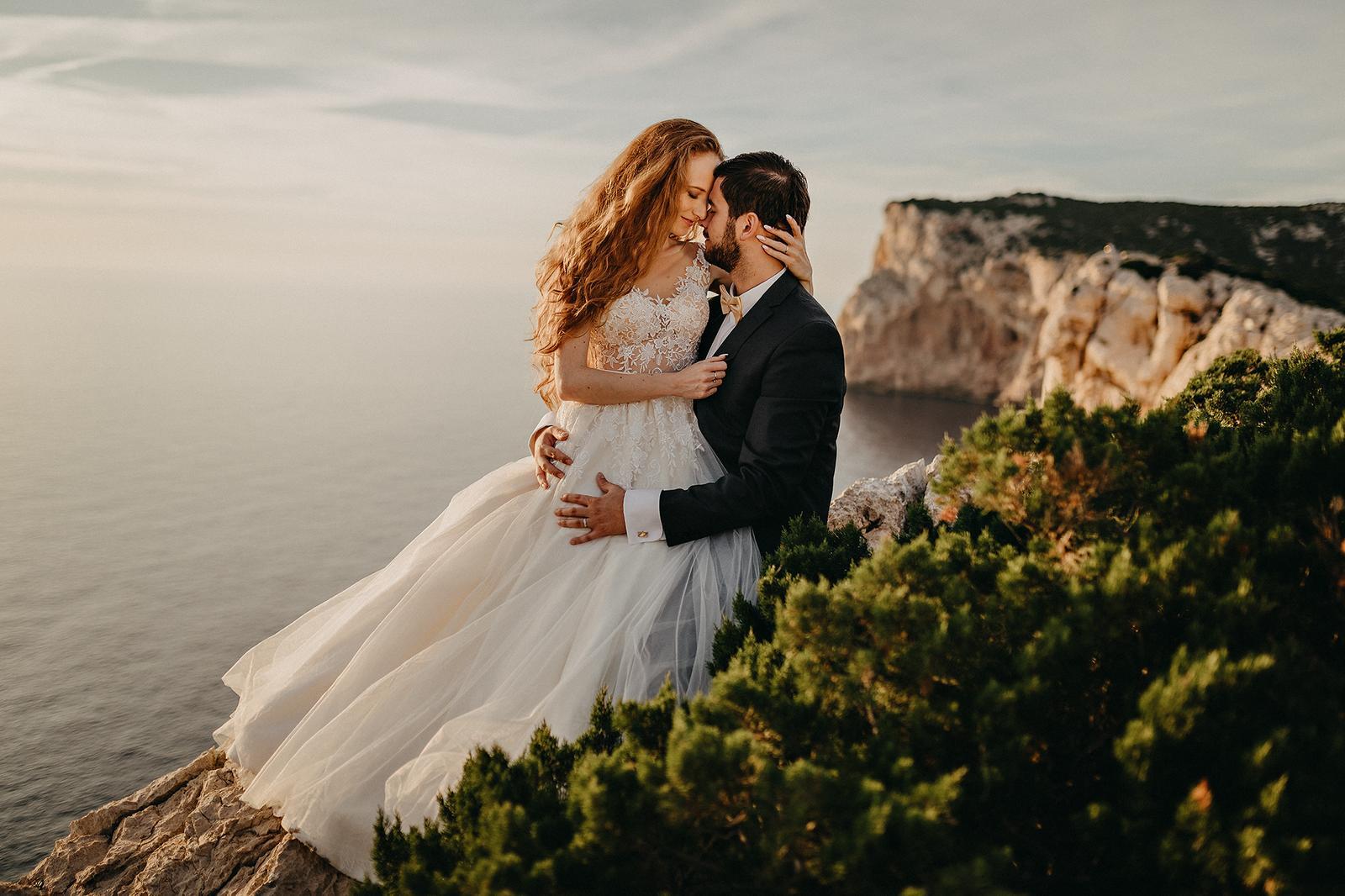 Naše svadobné fotenie na Sardínii - Obrázok č. 75