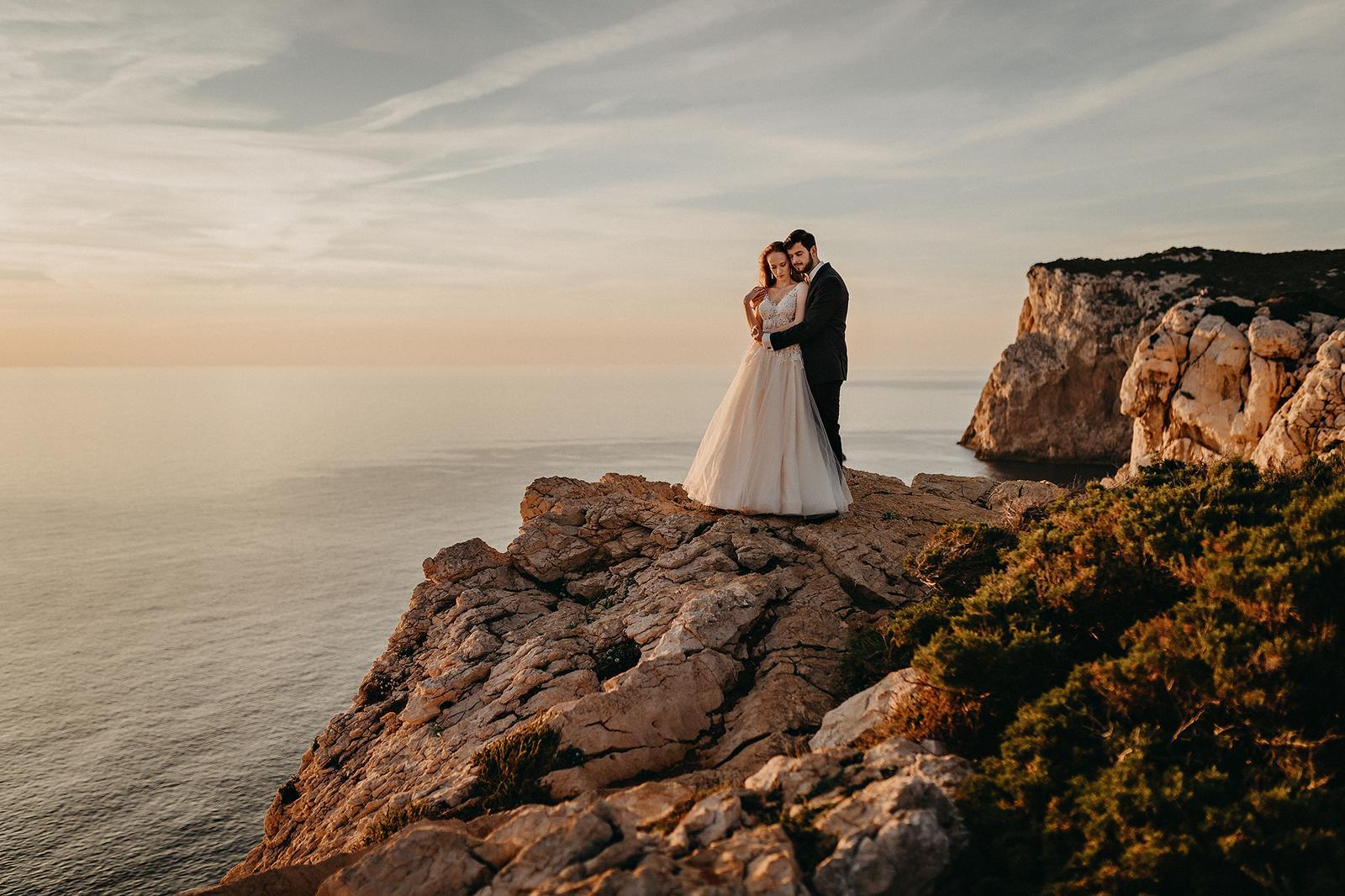 Naše svadobné fotenie na Sardínii - Obrázok č. 65