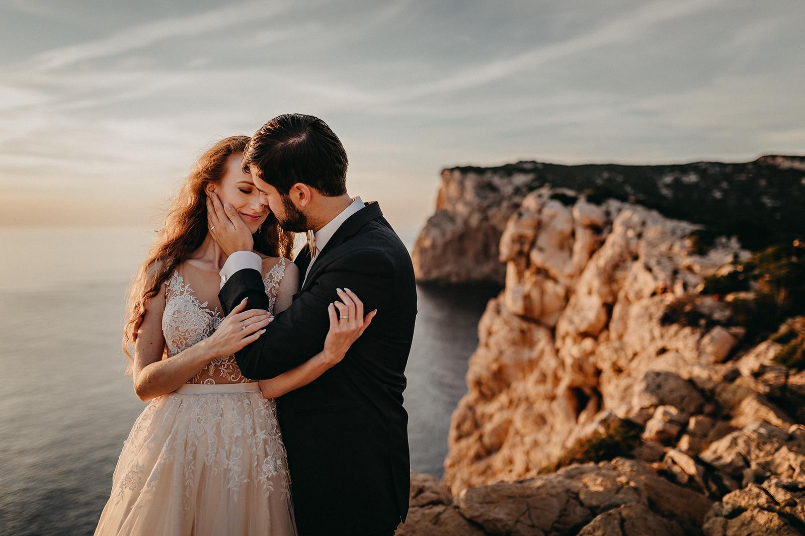 Naše svadobné fotenie na Sardínii - Obrázok č. 71