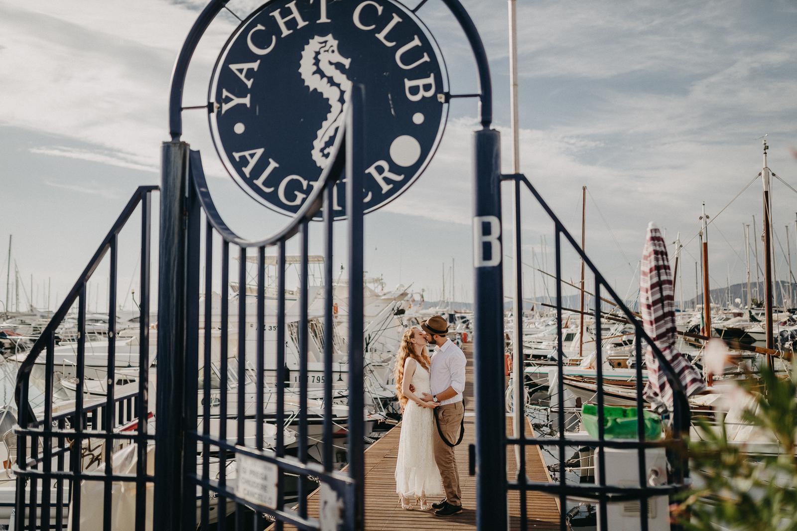 Naše svadobné fotenie na Sardínii - Obrázok č. 14