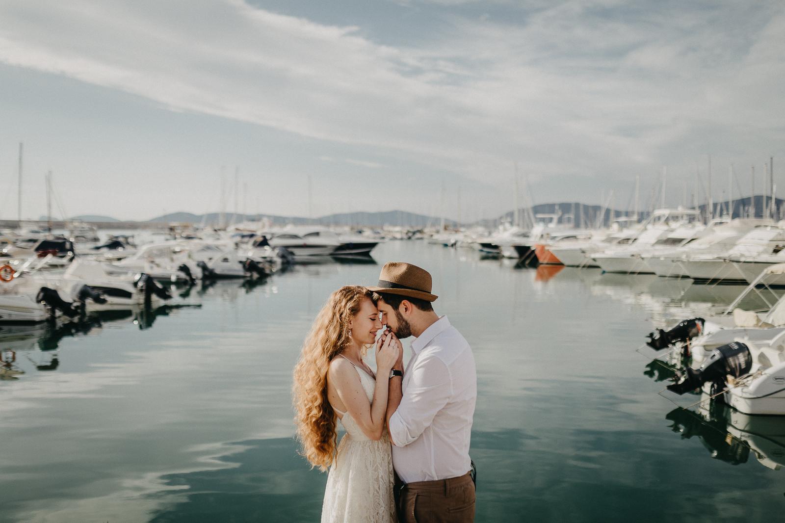 Naše svadobné fotenie na Sardínii - Obrázok č. 18