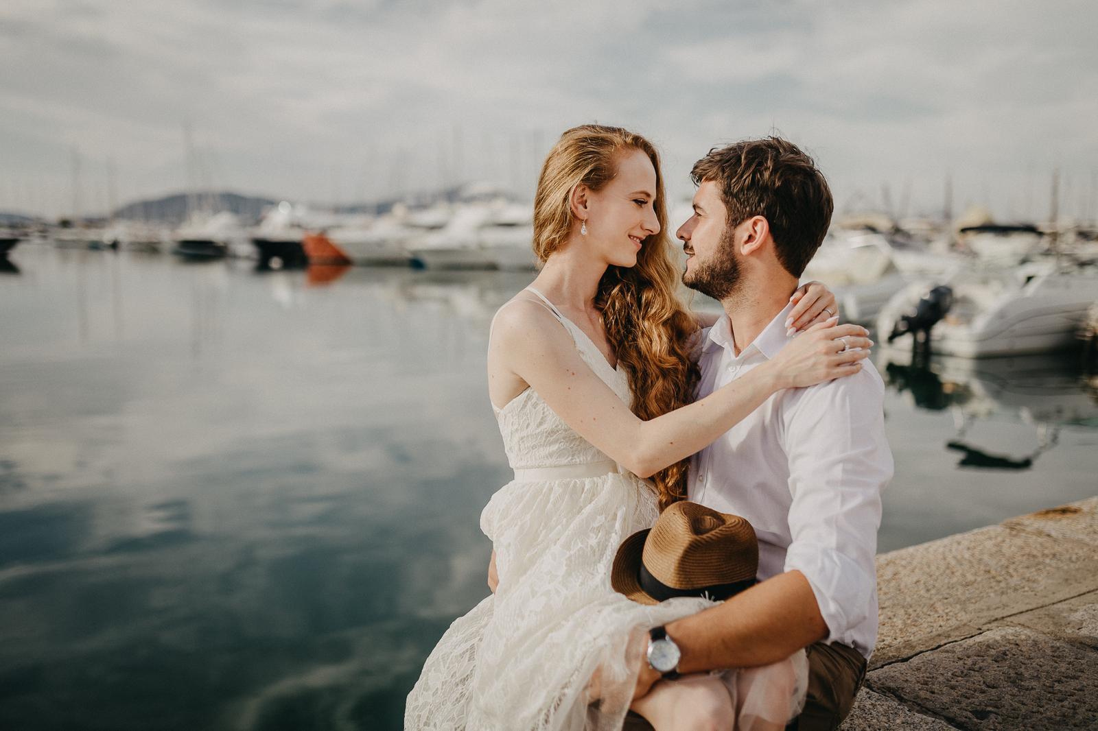 Naše svadobné fotenie na Sardínii - Obrázok č. 17
