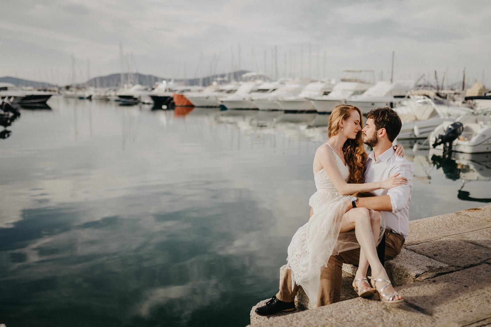 Naše svadobné fotenie na Sardínii - Obrázok č. 16