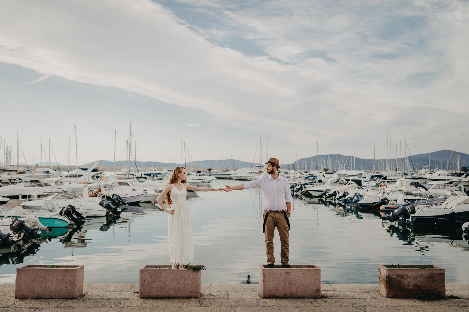 Naše svadobné fotenie na Sardínii - Obrázok č. 22