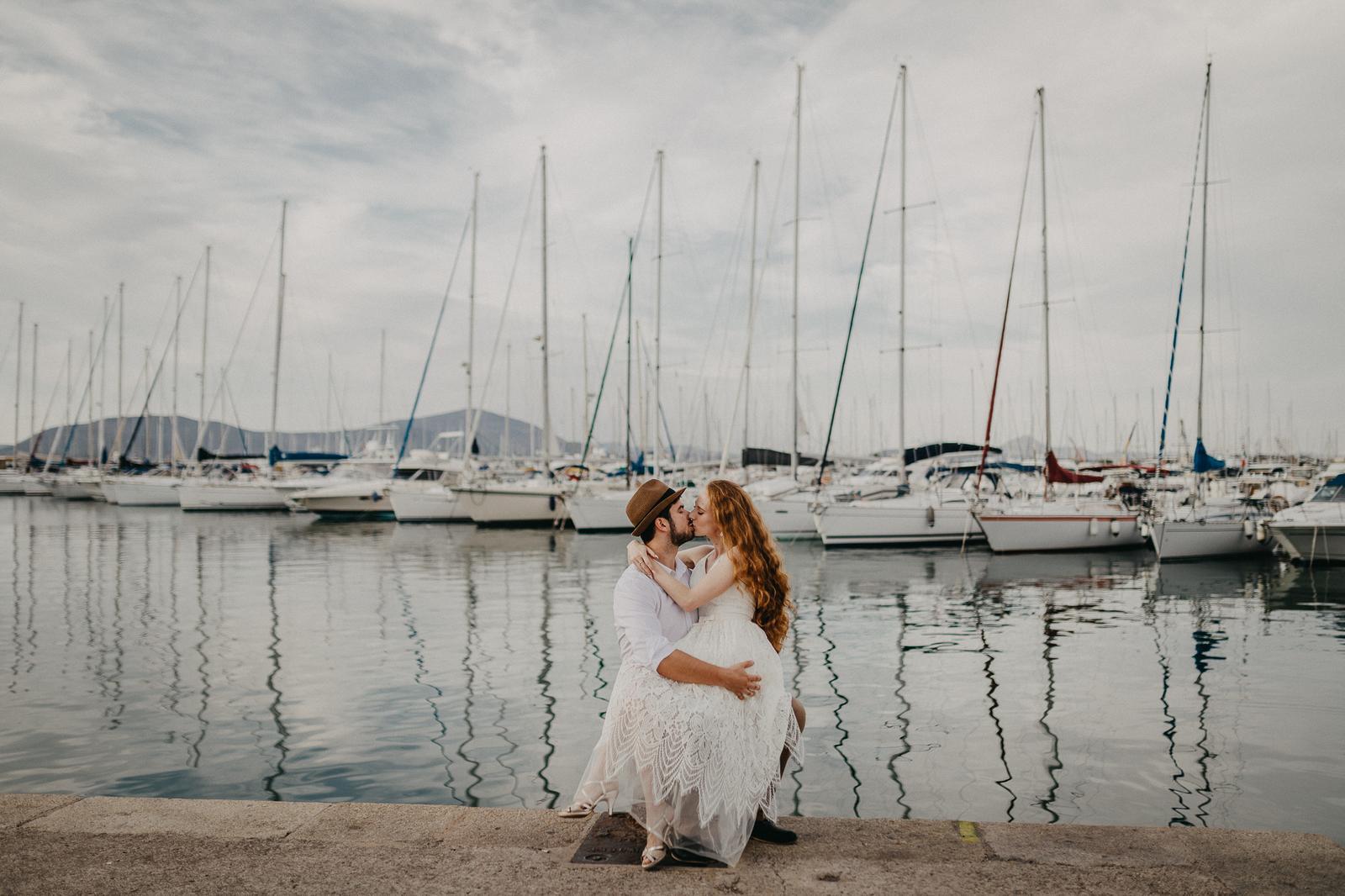 Naše svadobné fotenie na Sardínii - Obrázok č. 23