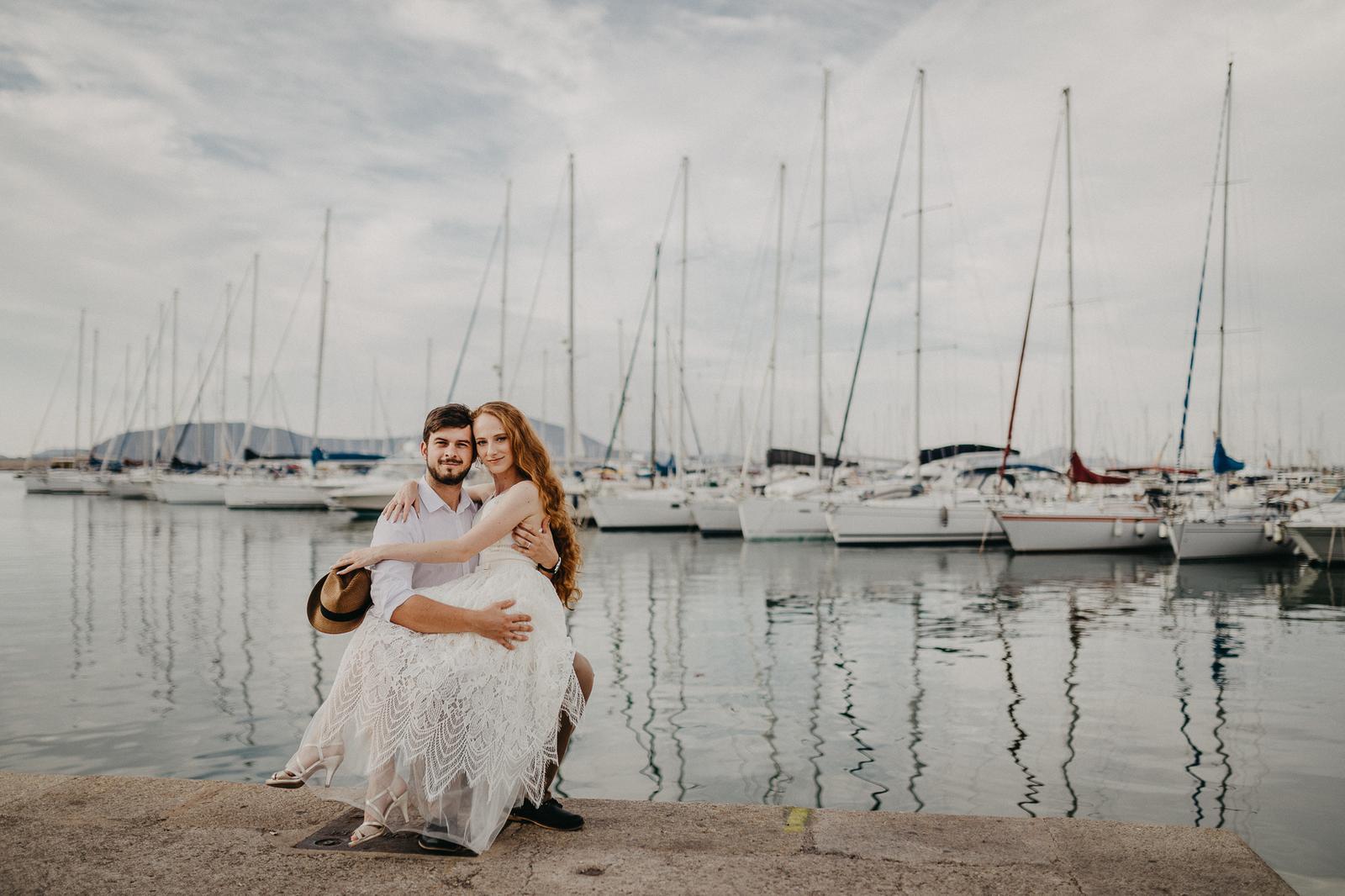 Naše svadobné fotenie na Sardínii - Obrázok č. 26