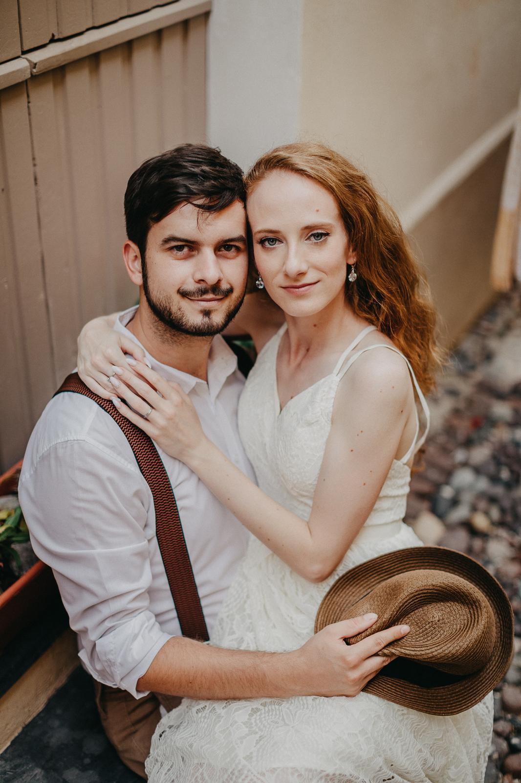 Naše svadobné fotenie na Sardínii - Môj úžasný manžel :-*