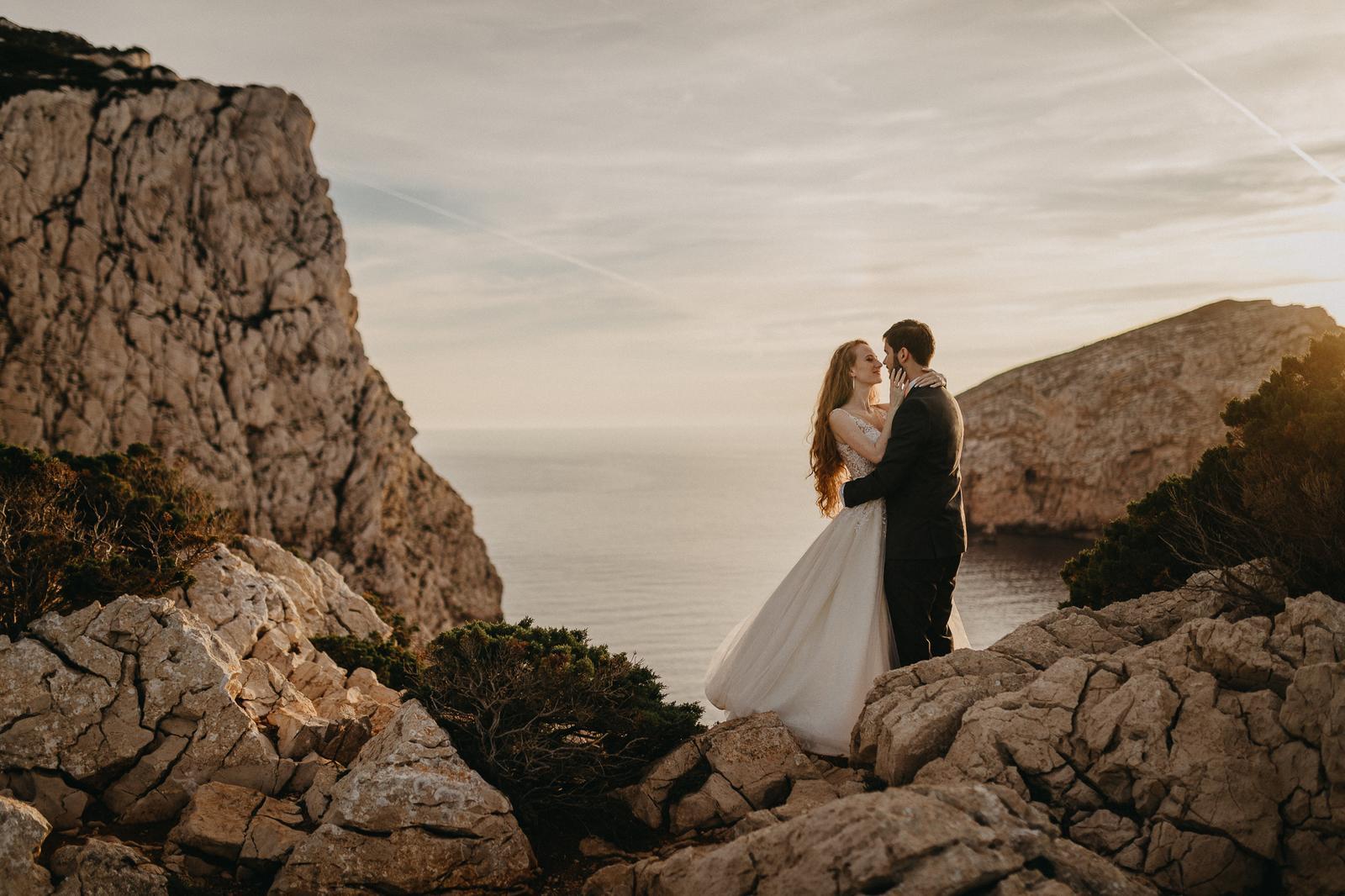 Naše svadobné fotenie na Sardínii - Obrázok č. 94