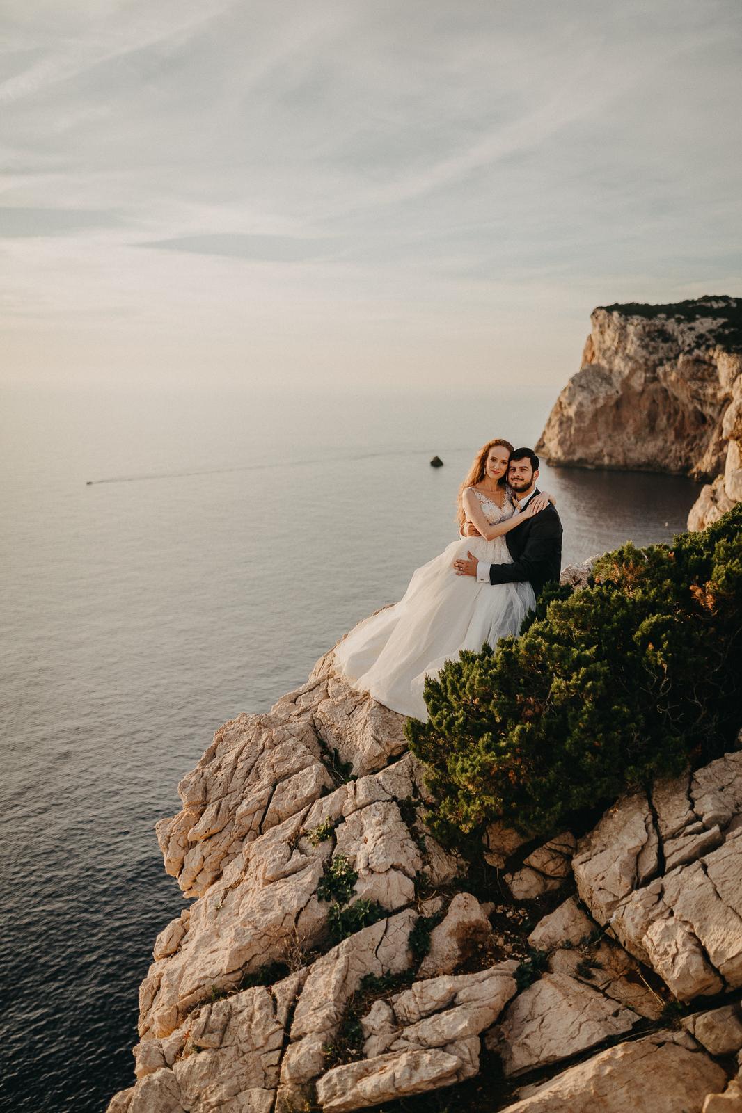 Naše svadobné fotenie na Sardínii - Obrázok č. 80