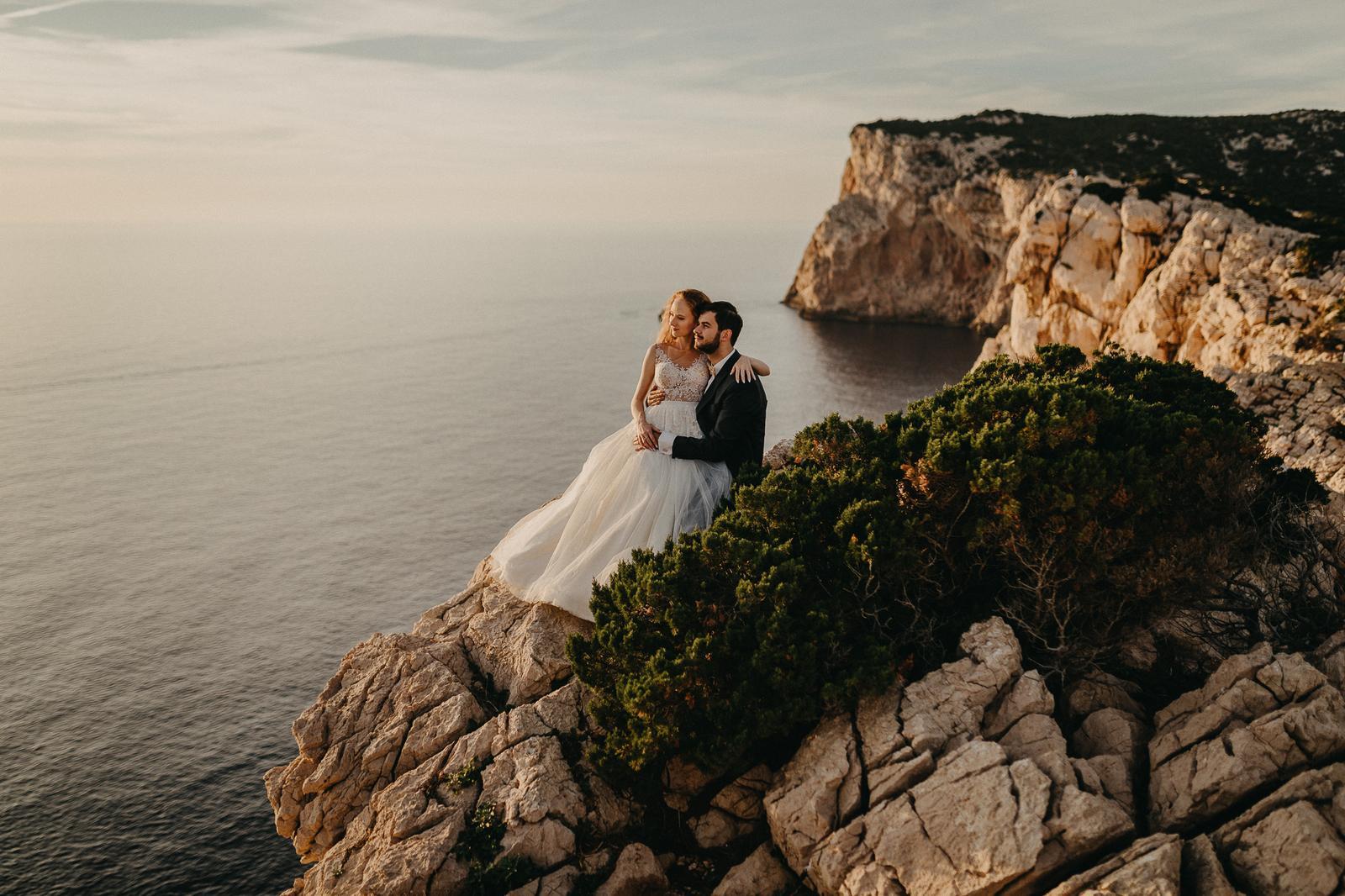 Naše svadobné fotenie na Sardínii - Obrázok č. 81