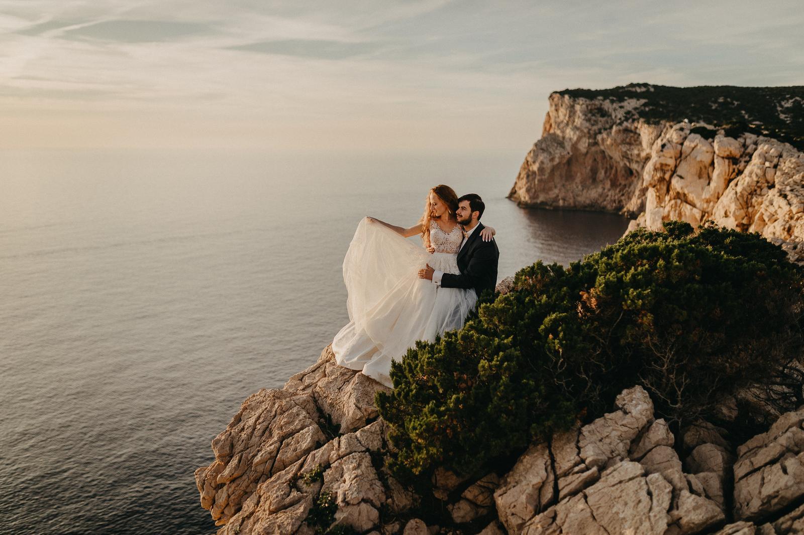 Naše svadobné fotenie na Sardínii - Obrázok č. 82