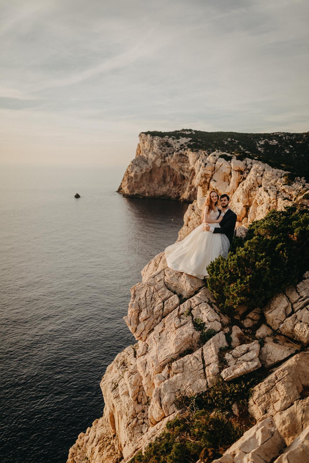 Naše svadobné fotenie na Sardínii - Obrázok č. 85