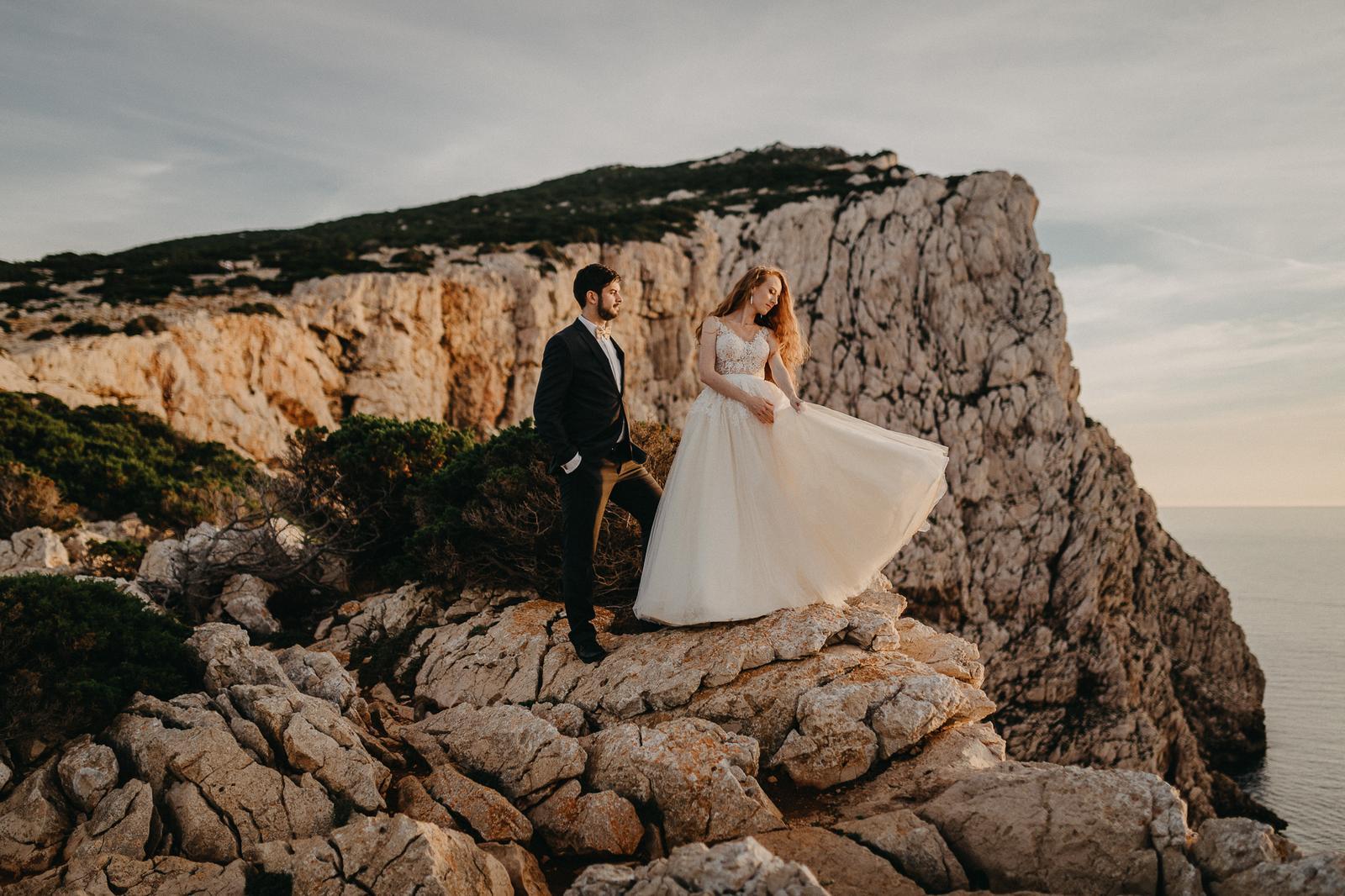 Naše svadobné fotenie na Sardínii - Obrázok č. 89