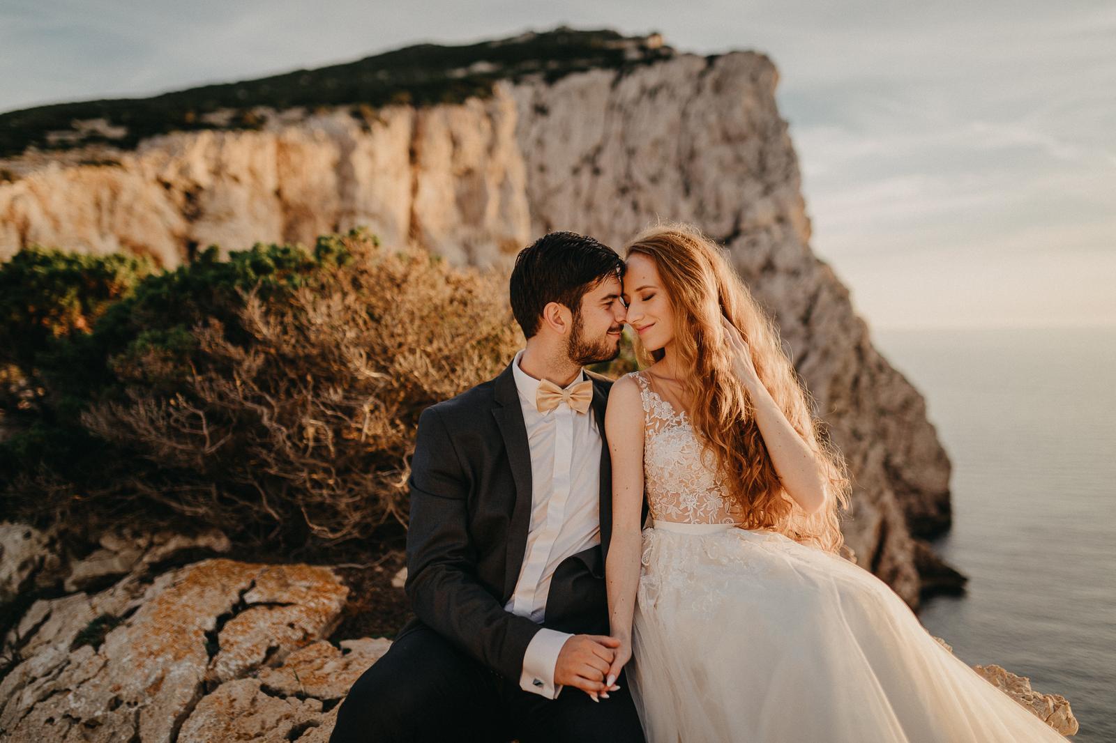 Naše svadobné fotenie na Sardínii - Obrázok č. 92