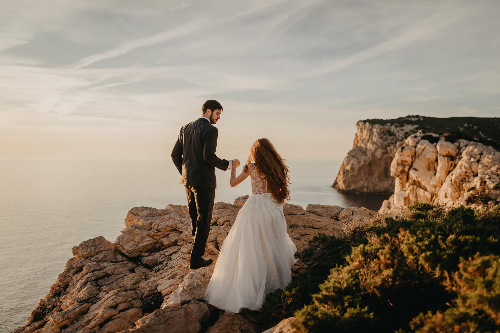 Naše svadobné fotenie na Sardínii - Obrázok č. 64