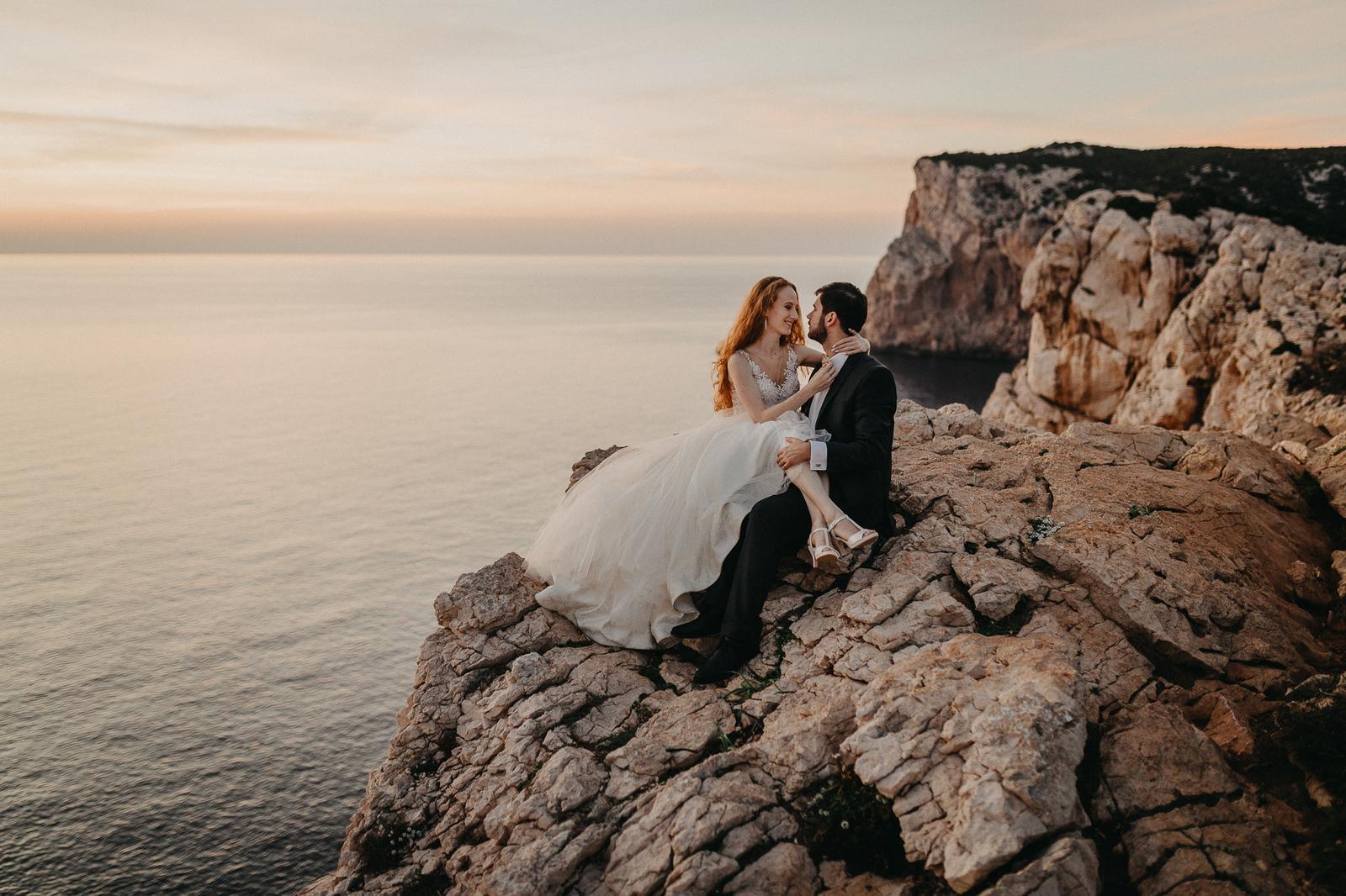 Naše svadobné fotenie na Sardínii - Obrázok č. 87