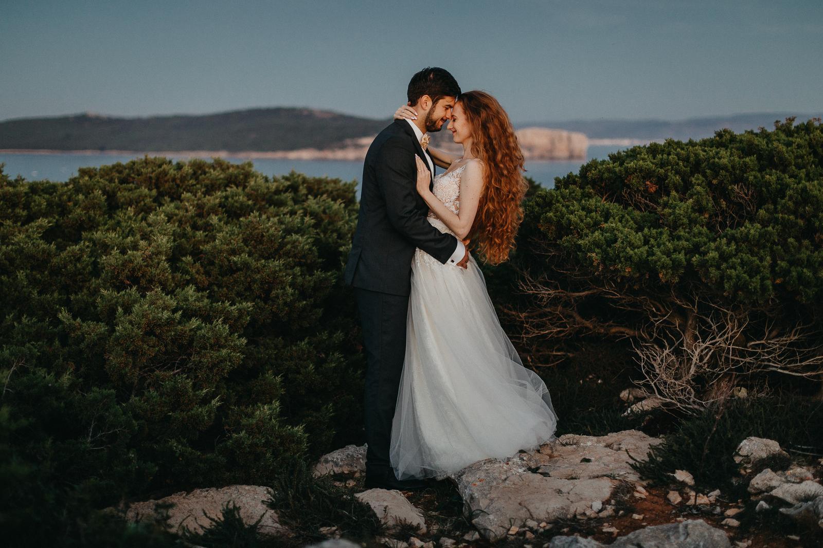 Naše svadobné fotenie na Sardínii - Obrázok č. 61