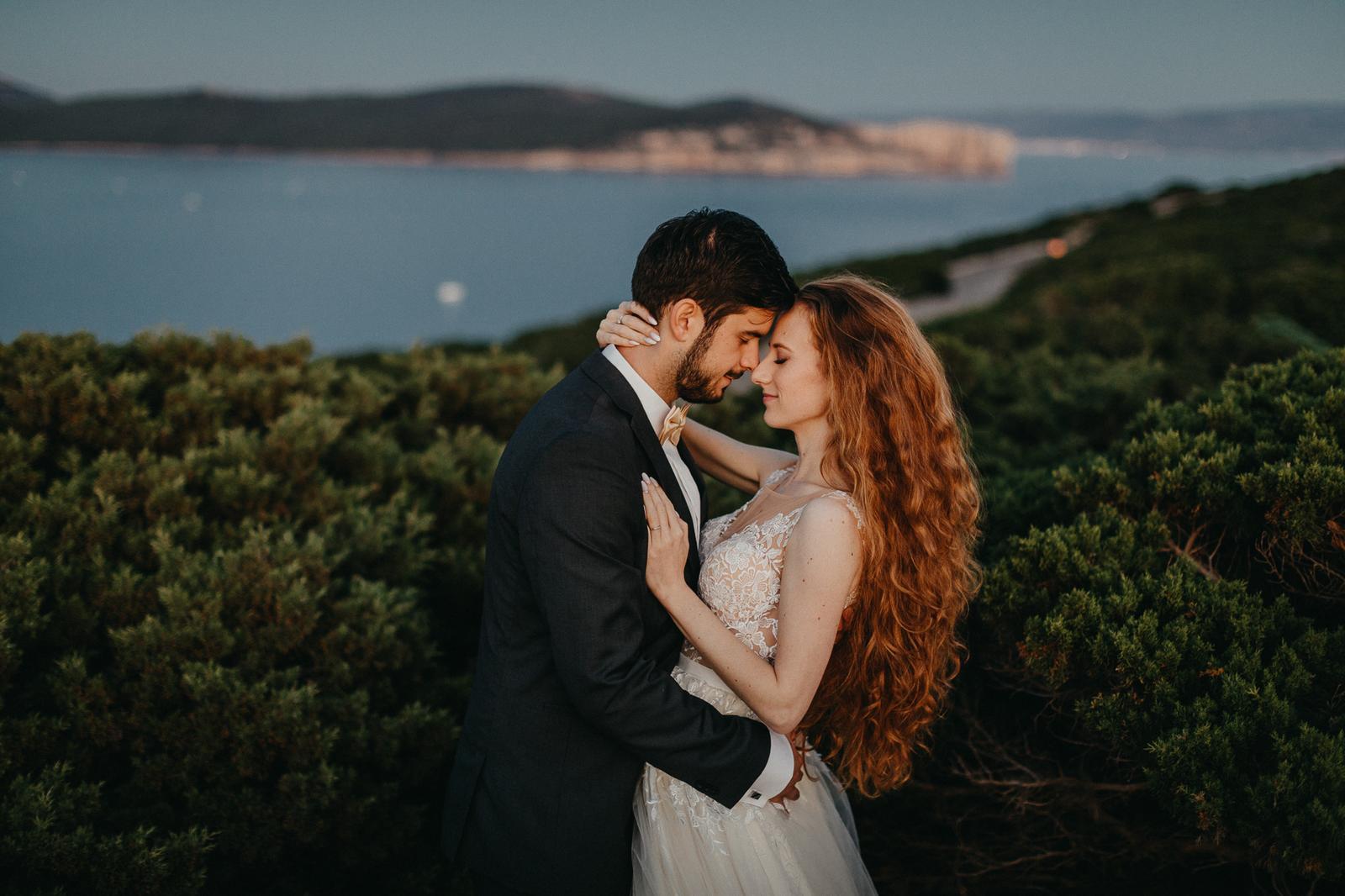 Naše svadobné fotenie na Sardínii - Obrázok č. 58