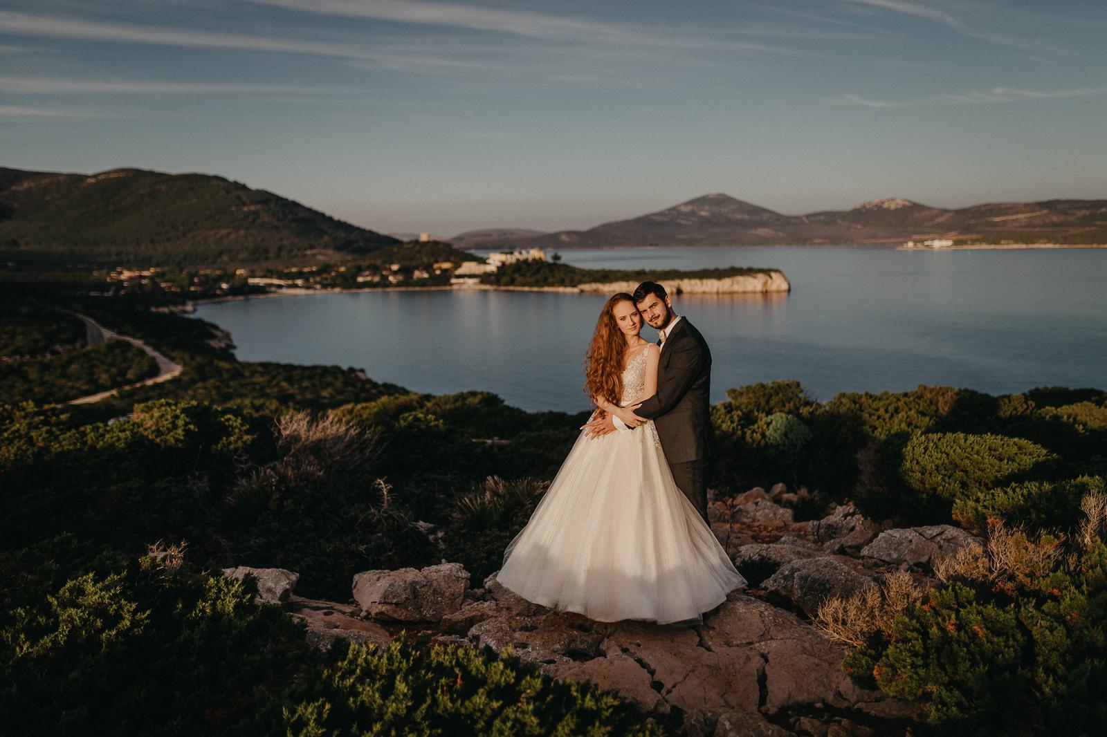 Naše svadobné fotenie na Sardínii - Obrázok č. 76