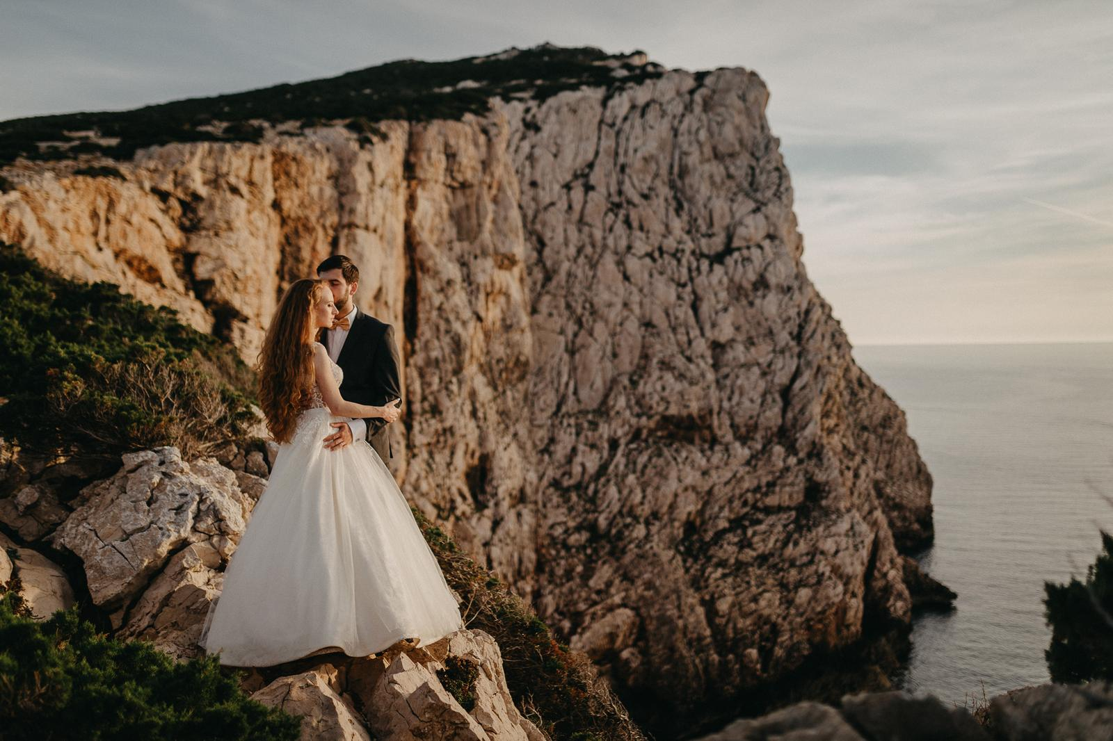 Naše svadobné fotenie na Sardínii - Obrázok č. 68
