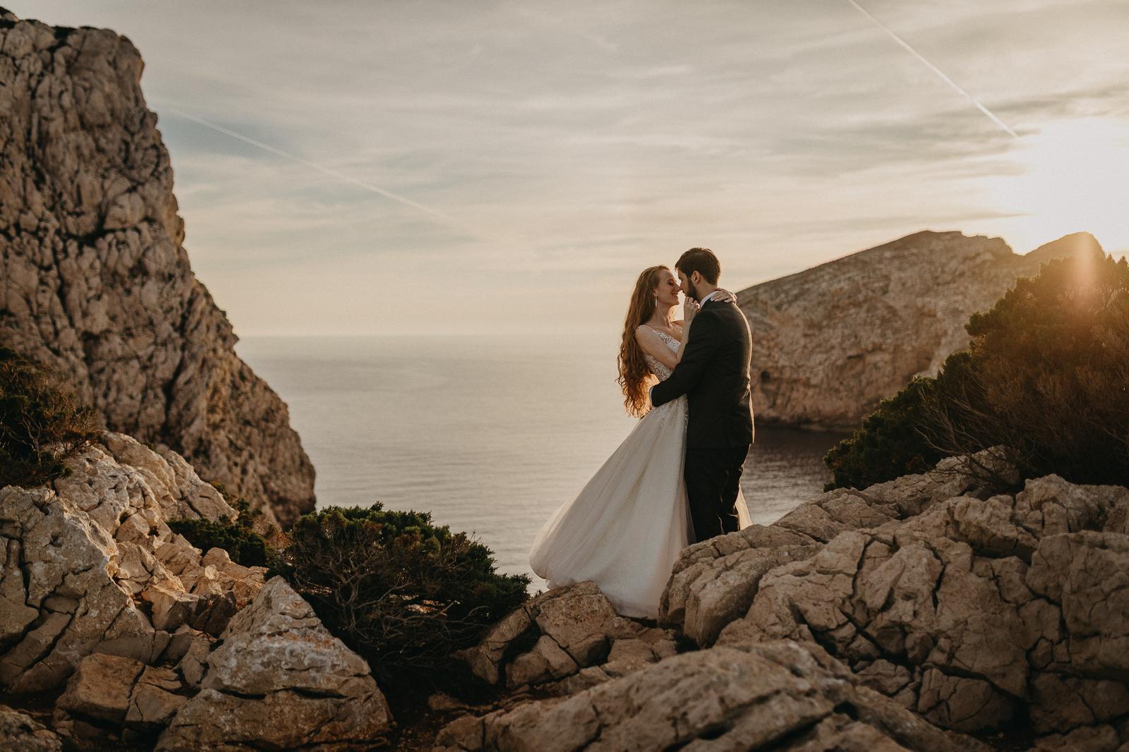 Naše svadobné fotenie na Sardínii - Obrázok č. 69