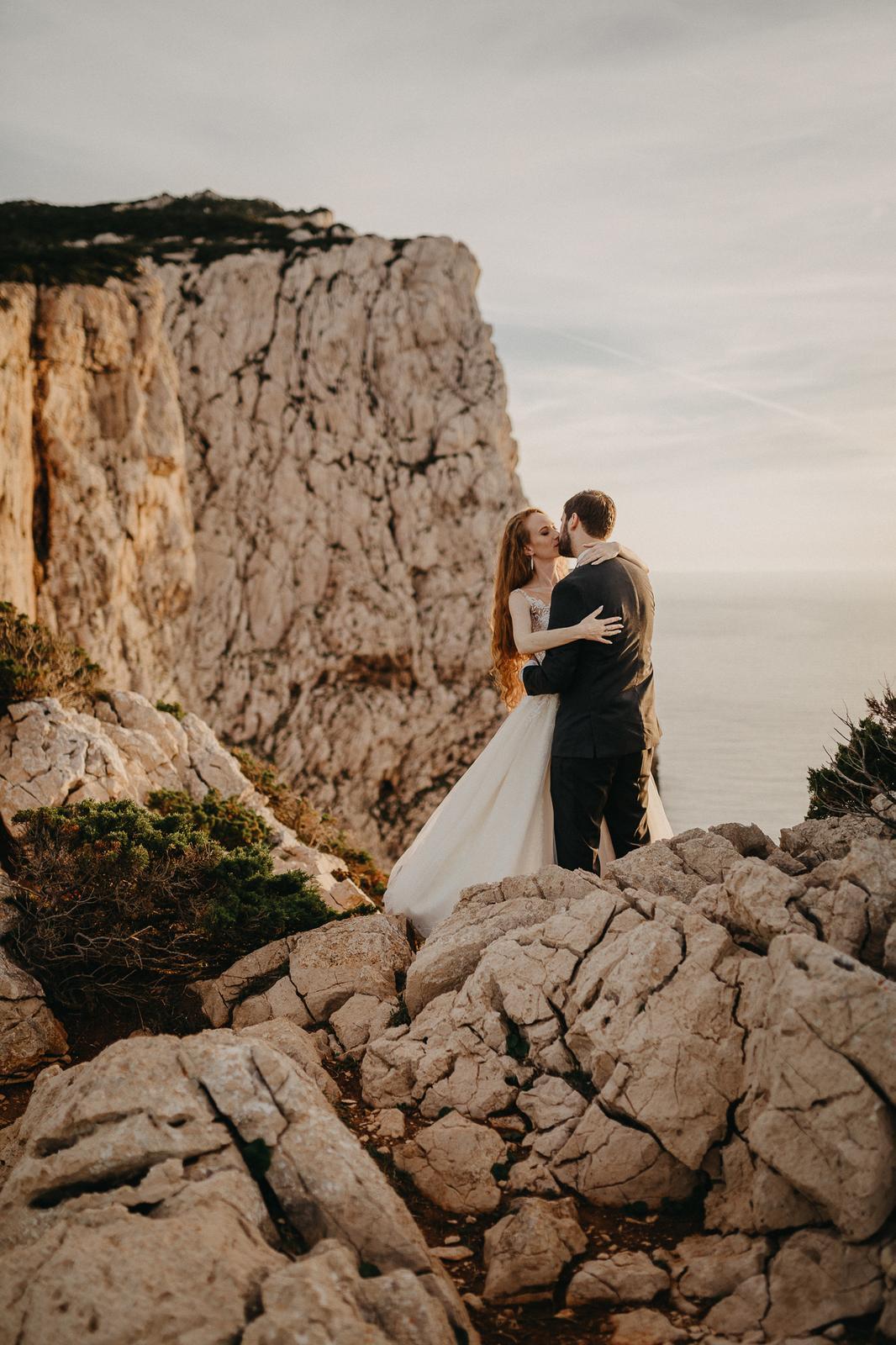 Naše svadobné fotenie na Sardínii - Obrázok č. 93