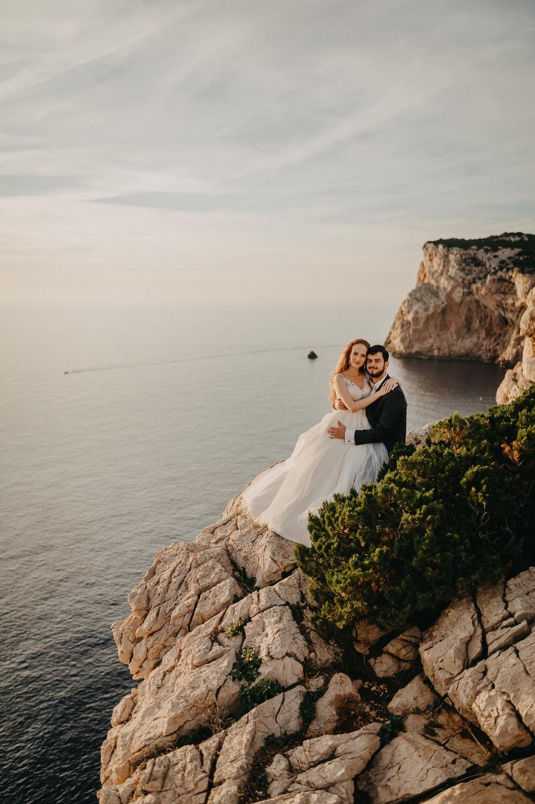 Naše svadobné fotenie na Sardínii - Obrázok č. 84